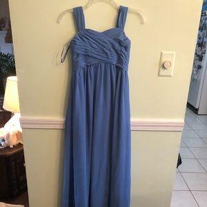 Bill Levkof junior bridesmaids dress